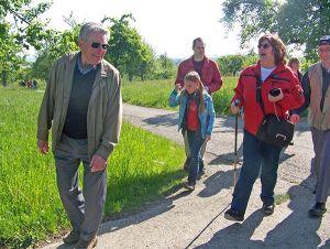 2012 - Wanderung an Himmelfahrt