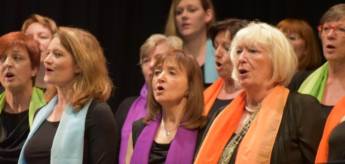 Wir singen für Sie... und für uns!