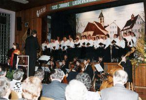 1993 - 125 Jahre Liederkranz